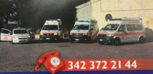 ambulanza privata 2F soccorso