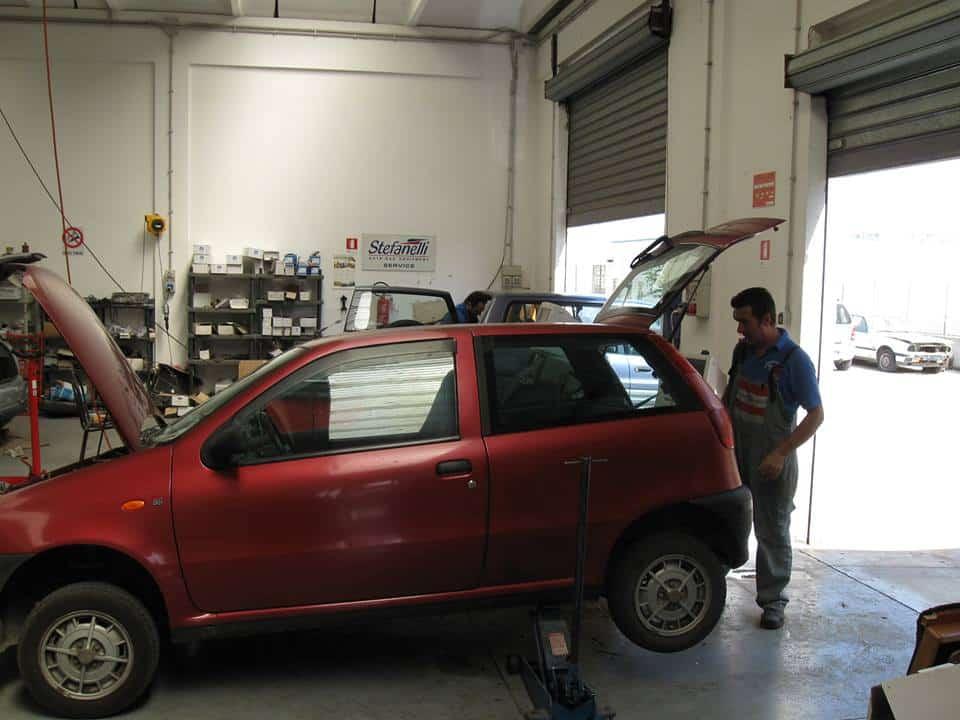 officina impianti gpl gas auto