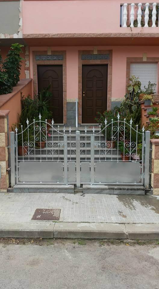 Cancelletto casa Sassari