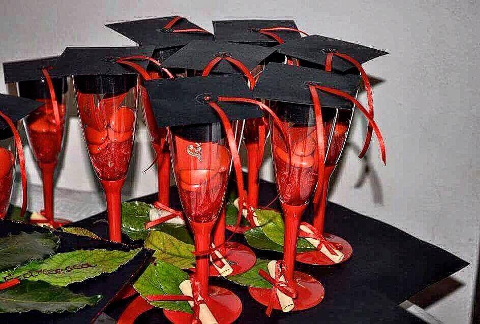 dettagli festa di laurea