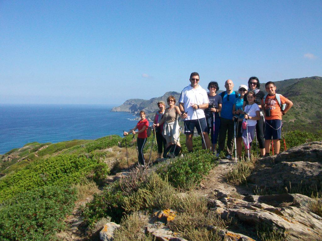 Camminata Nordica Sardegna