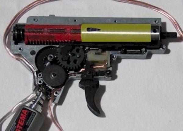 Esempio attrezzatura softair Sassari