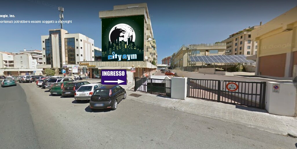 ingresso city gym