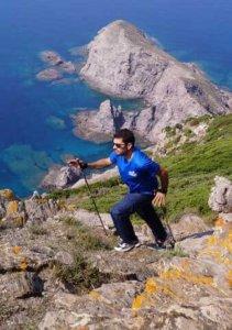 Itinerari paesaggistici Sardegna Nordic Walking