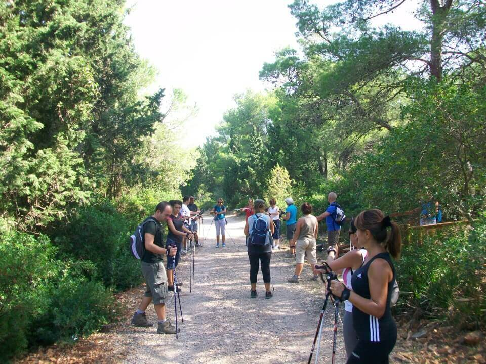 Nordic Walking Punta Giglio