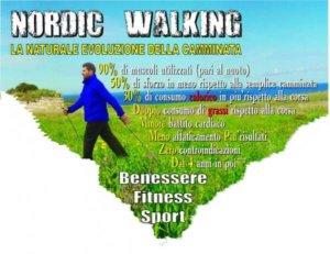 Nordic Walking Sardegna: benefici per la salute