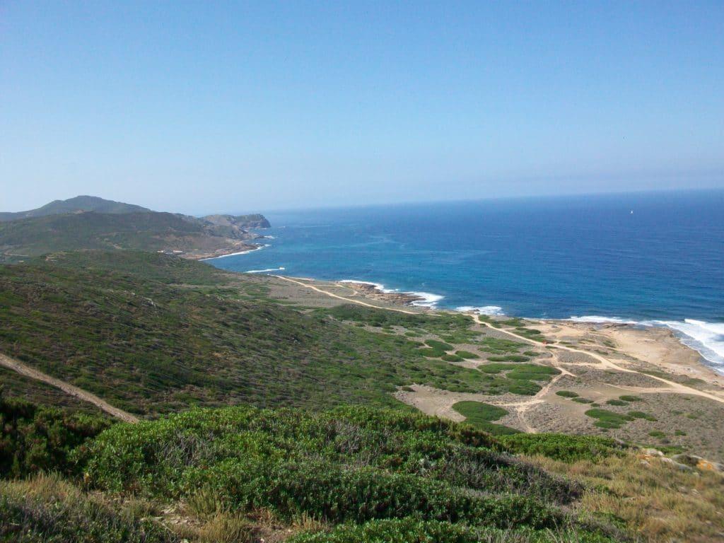 Porto Palmas panorama