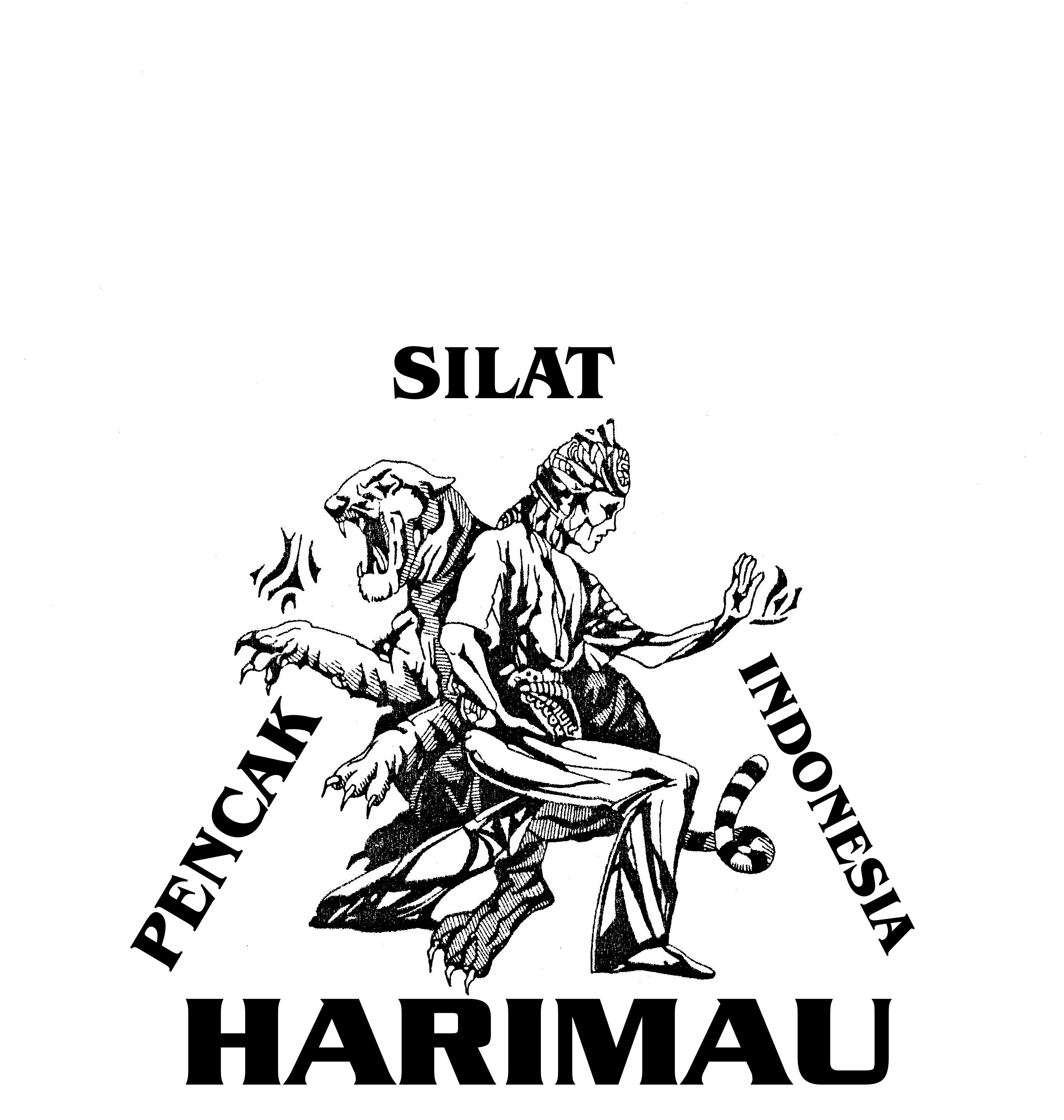 Indonesian Pencak silat harimau - jeet kune do