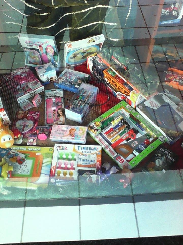 giocattoli da cartamondo