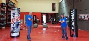 Staff di Mondial Gomme Sassari