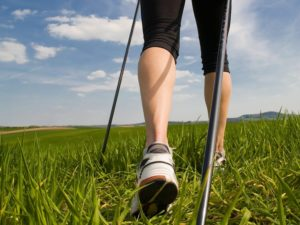 nordic walking sassari