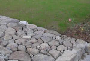 opere murarie giardino