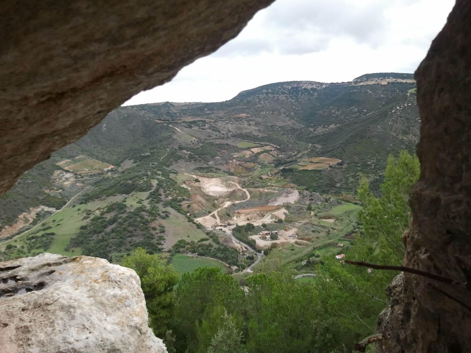 panorama Osilo