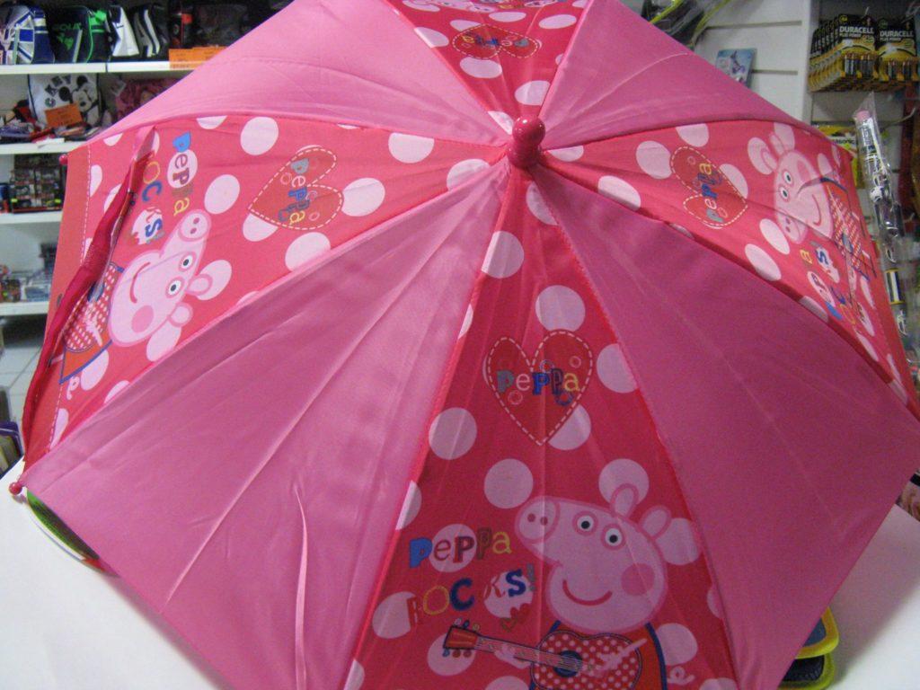 peppa pig ombrello cartamondo