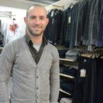 Livio Cuccuru abbigliamento sassari