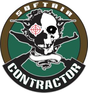 logo contractor softair