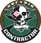 logo contractor softair