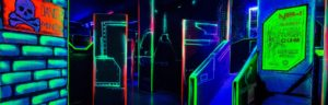 arena laser game