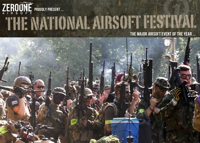 Ground Zero Airsoft Festival