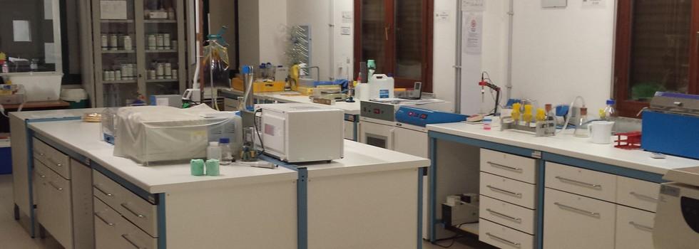 laboratorio di analisi alimentari Sassari - Sab