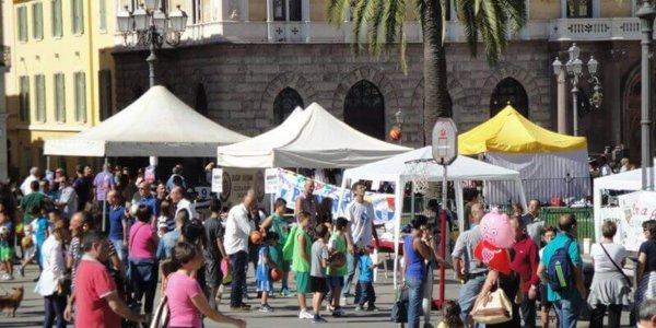 Sport in piazzetta – Piazza d'Italia