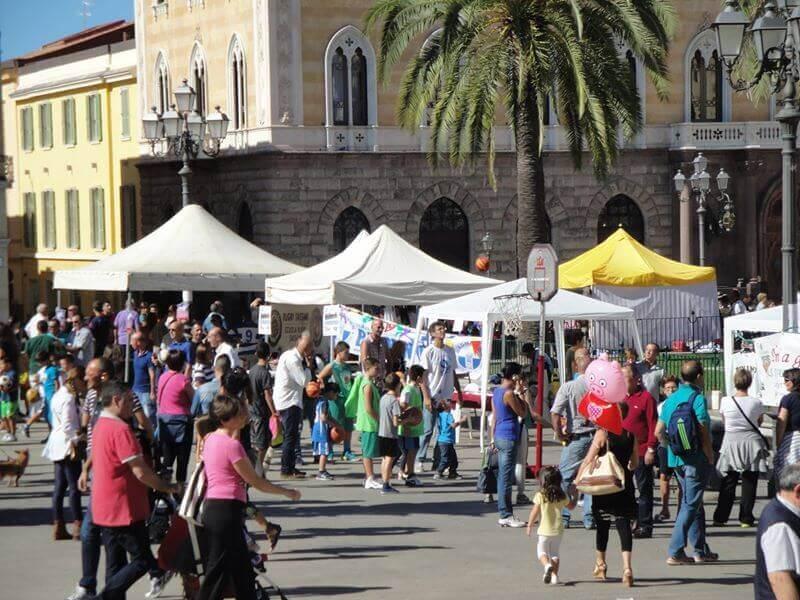 Sport in piazzetta - Piazza d'Italia