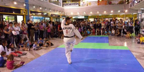 sport in piazzetta – Centro Comm. la piazzetta
