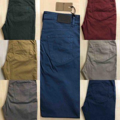 pantalone uomo varie tonalità