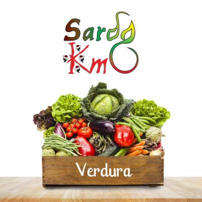 Cassetta verdura - Sardo Km0