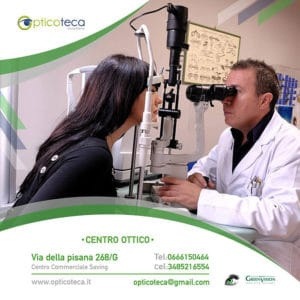 Visita optometrica Roma