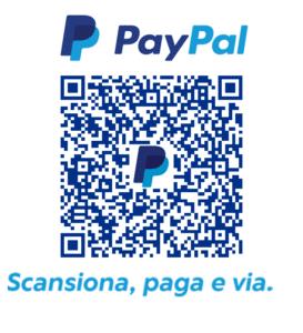 pay pal - oltrecity - qr code